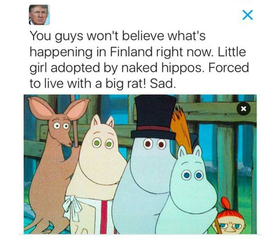 What's happening in Finland?