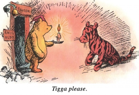 Tigga Please